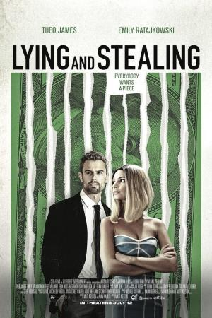 Affiche Lying and Stealing