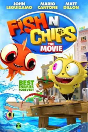 Affiche Fish N Chips: The Movie