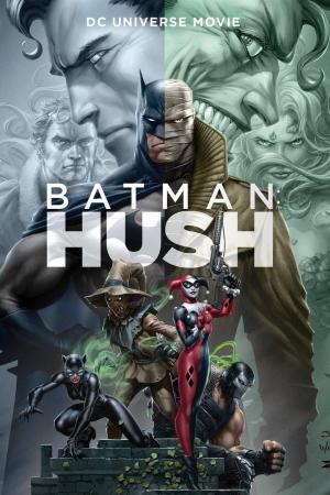 Affiche Batman : Hush
