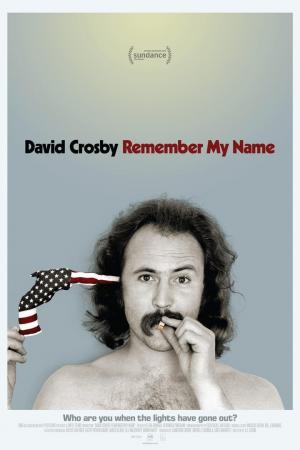 Affiche David Crosby : Remember My Name