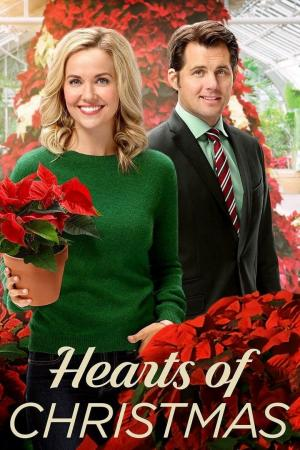 Affiche Hearts of Christmas