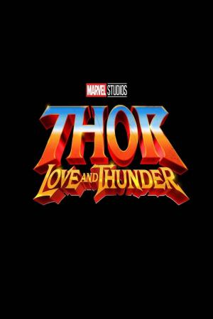 Affiche Thor : Love and Thunder