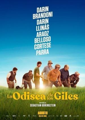 Affiche La Odisea de los Giles