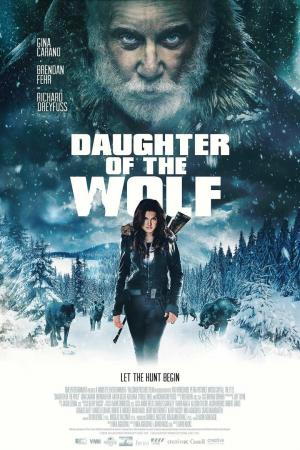 affiche Daughter of the wolf