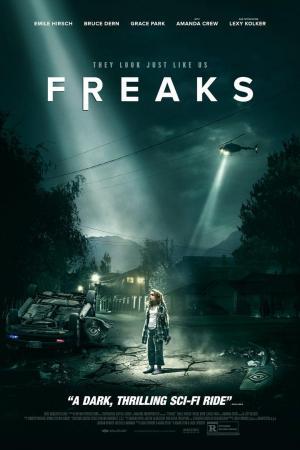 Affiche Freaks