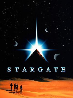 affiche Stargate, la porte des étoiles