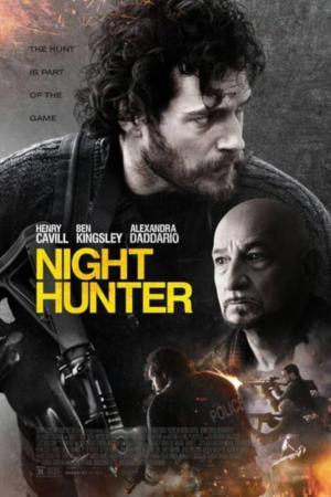 Affiche Night Hunter