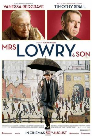 affiche Mrs Lowry & Son