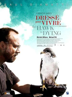 Affiche The Hawk is Dying - Dressé pour vivre