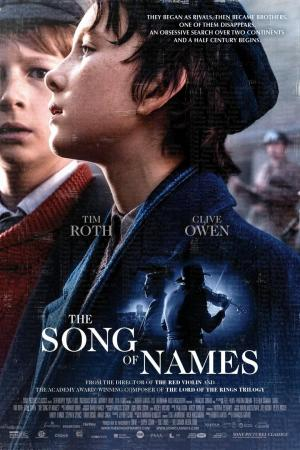 Affiche The Song of Names