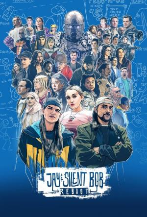 Affiche Jay and Silent Bob Reboot