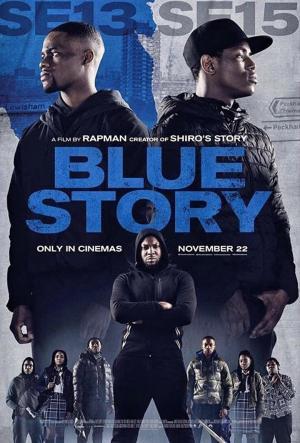 Affiche Blue Story