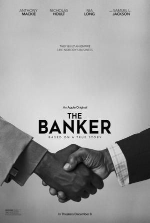 Affiche The Banker