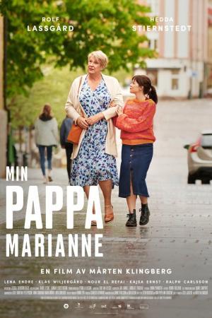 affiche Min pappa Marianne