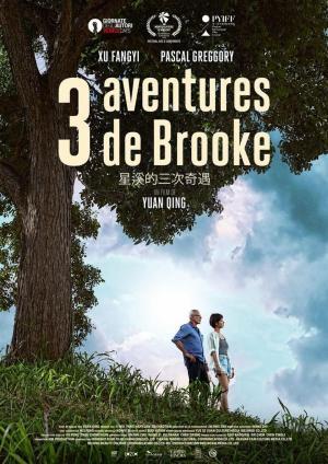 Affiche 3 aventures de Brooke