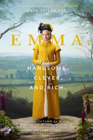 Affiche Emma.