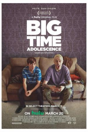 Affiche Big Time Adolescence