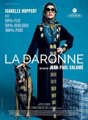 Affiche La Daronne