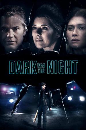 affiche Dark Was the Night