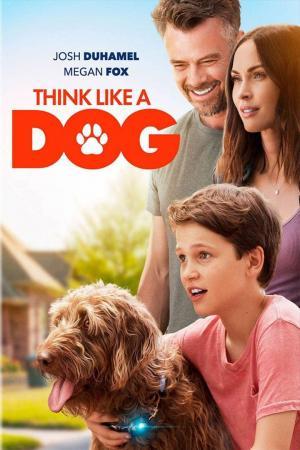 Affiche Think Like a Dog