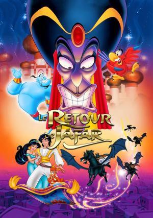 Affiche Aladdin : Le Retour de Jafar