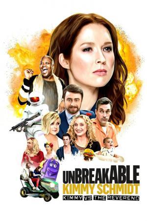 Affiche Unbreakable Kimmy Schmidt : Kimmy contre le révérend
