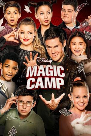 affiche Magic Camp