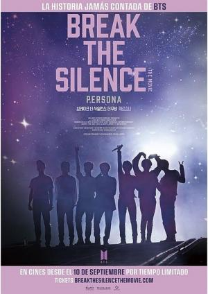 Affiche Break the Silence: The Movie