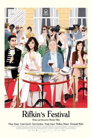 affiche Rifkin's Festival