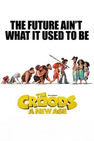 Affiche Les Croods 2 : Une Nouvelle Ère