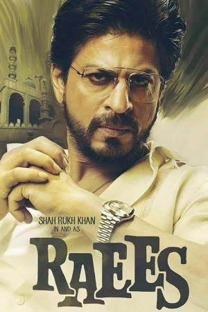 Affiche Raees
