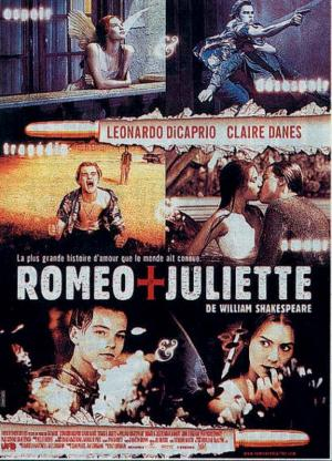 Affiche Romeo + Juliette