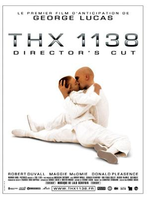 Affiche THX 1138 Director's Cut