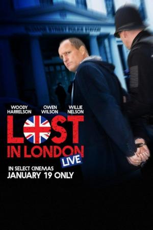 Affiche Lost In London