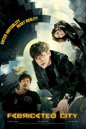 Affiche Fabricated City