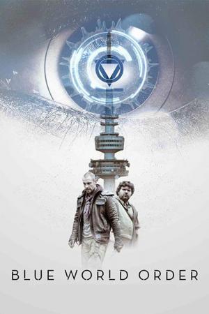 Affiche Blue World Order