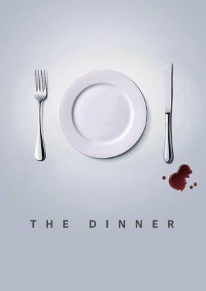 Affiche The Dinner