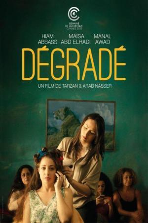 affiche Dégradé