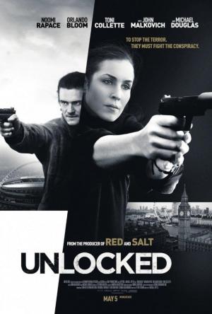 Affiche Unlocked