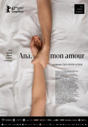Affiche Ana, mon amour