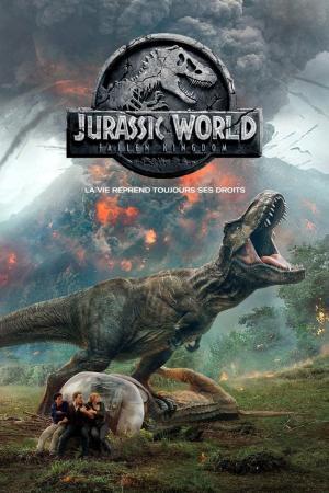 Affiche Jurassic World : Fallen Kingdom