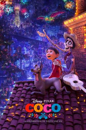 Affiche Coco