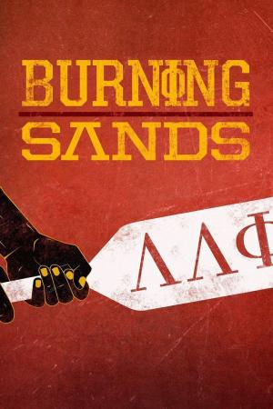 Affiche Burning Sands
