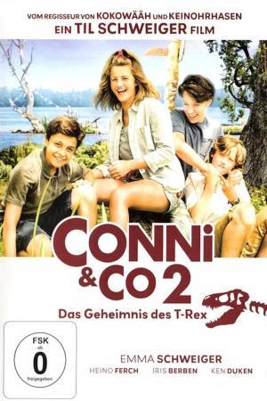 Affiche Conni & Co 2 - Das Geheimnis des T-Rex