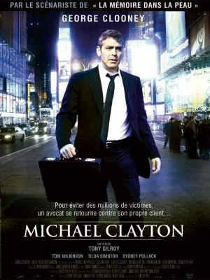 Affiche Michael Clayton