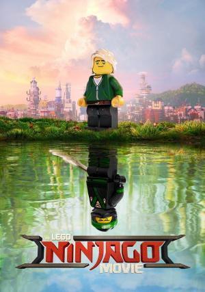 Affiche Lego Ninjago : Le Film