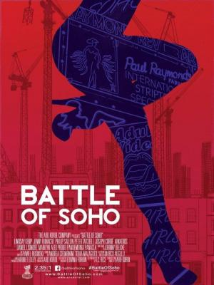 Affiche Battle of Soho