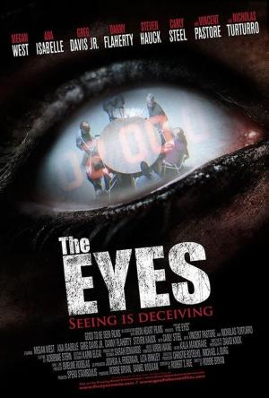 Affiche The Eyes