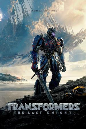 Affiche Transformers: The Last Knight