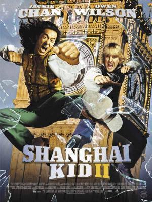affiche Shanghaï kid II